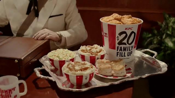 KFC $20 Family Fill Up TV Spot, 'Limousine' Featuring Norm Macdonald - Thumbnail 4