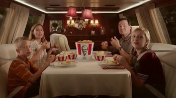 KFC $20 Family Fill Up TV Spot, 'Limousine' Featuring Norm Macdonald - Thumbnail 5