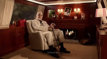KFC $20 Family Fill Up TV Spot, 'Limousine' Featuring Norm Macdonald - Thumbnail 7