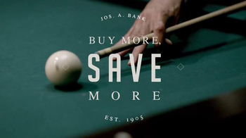 JoS. A. Bank Buy More, Save More Event TV Spot, \'Defined\'