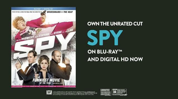 Spy Blu-ray and Digital HD TV Spot - Thumbnail 8