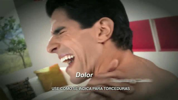 Dragon Pain Relief Cream TV Spot, 'Alivio rápido' [Spanish]