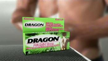 Dragon Pain Relief Cream TV Spot, 'Alivio rápido' [Spanish] - Thumbnail 3