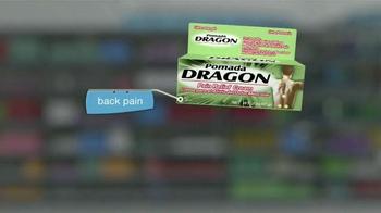 Dragon Pain Relief Cream TV Spot, 'Alivio rápido' [Spanish] - Thumbnail 8
