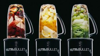 NutriBullet Rx TV Spot, 'The World's Most Powerful Nutrient Extractor' - Thumbnail 5