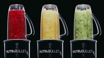 NutriBullet Rx TV Spot, 'The World's Most Powerful Nutrient Extractor'