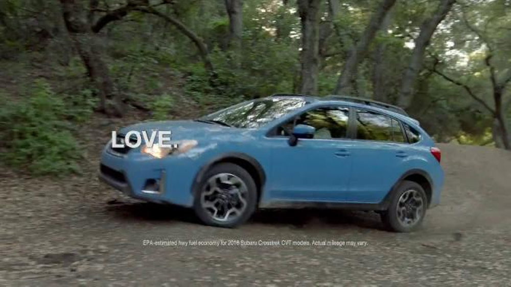 Subaru Crosstrek TV Commercial, 'Crossroads' Song by The ...