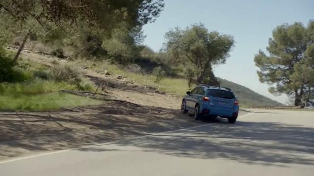 Subaru Crosstrek Tv Commercial Crossroads Song By The