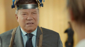 Priceline.com TV Spot, 'Statue' Ft. William Shatner, Kaley Cuoco-Sweeting - Thumbnail 5