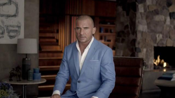 Yoplait Greek 100 TV Spot, 'Hunger' Featuring Dominic Purcell - Thumbnail 1