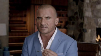 Yoplait Greek 100 TV Spot, 'Hunger' Featuring Dominic Purcell - Thumbnail 3