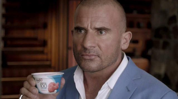 Yoplait Greek 100 TV Spot, 'Hunger' Featuring Dominic Purcell - Thumbnail 6