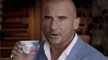 Yoplait Greek 100 TV Spot, 'Hunger' Featuring Dominic Purcell - Thumbnail 7