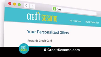 Credit Sesame TV Spot, 'Your Free Credit Score & Much More' - Thumbnail 3