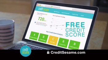 Credit Sesame TV Spot, 'Your Free Credit Score & Much More' - Thumbnail 4
