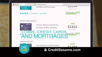 Credit Sesame TV Spot, 'Your Free Credit Score & Much More' - Thumbnail 5