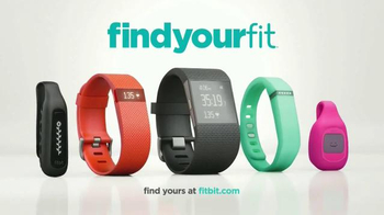 Fitbit TV Spot, 'All the Fits' - Thumbnail 6