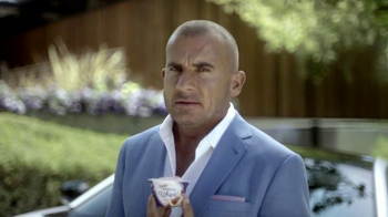 Yoplait Greek 100 Whips! TV Spot, 'Texture' Featuring Dominic Purcell - 939 commercial airings