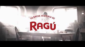 Ragú TV Spot, 'Cocinada con tradición' [Spanish] - Thumbnail 1