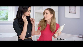 Jergens Ultra Healing TV Spot, 'Beauty Beyond the Face' Feat. Leslie Mann