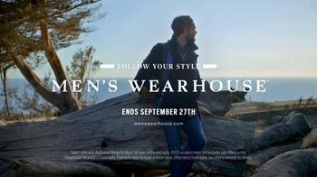 Men's Wearhouse TV Spot, 'Spirit of Fall' - Thumbnail 9