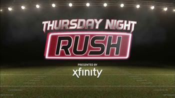 XFINITY X1 Operating System TV Spot, 'Thursday Night Rush: Week 3' - Thumbnail 2