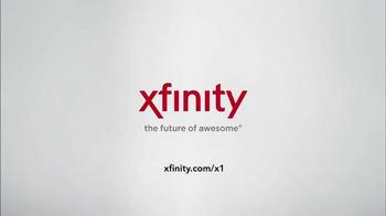 XFINITY X1 Operating System TV Spot, 'Thursday Night Rush: Week 3' - Thumbnail 9