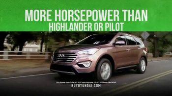 Hyundai TV Spot, 'SUVs: Smart Life' - Thumbnail 5