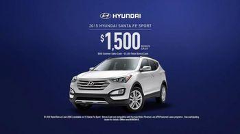 Hyundai TV Spot, 'SUVs: Smart Life' - Thumbnail 9