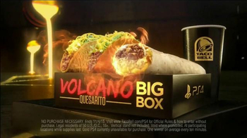Taco Bell Quesarito Big Box TV Spot, 'Golden Fish Tale' - Thumbnail 8