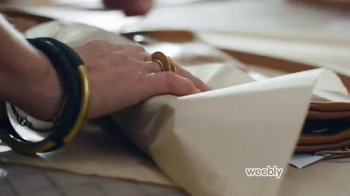 Weebly TV Spot, 'Leather Goods' - Thumbnail 5