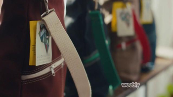 Weebly TV Spot, 'Leather Goods' - Thumbnail 7