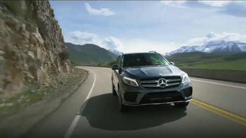2016 Mercedes-Benz GLE TV Spot, 'Discovery Channel' - Thumbnail 1