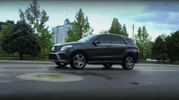 2016 Mercedes-Benz GLE TV Spot, 'Discovery Channel' - Thumbnail 6