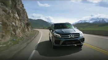 2016 Mercedes-Benz GLE TV Spot, 'Discovery Channel'