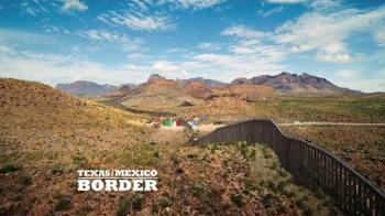 Hardee's Tex Mex Bacon Thickburger TV Spot, 'Borderball' Feat. Elle Evans - Thumbnail 1