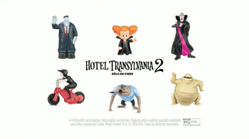 McDonald's Happy Meal TV Spot 'Hotel Transylvania 2' [Spanish] - Thumbnail 3