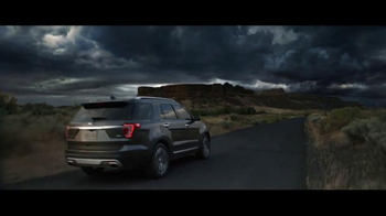 2016 Ford Explorer TV Spot, 'Tough Love' Song by Rachel Platten - Thumbnail 9