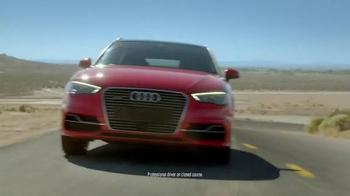 Audi A3 e-tron TV Spot, 'Attention' - Thumbnail 1