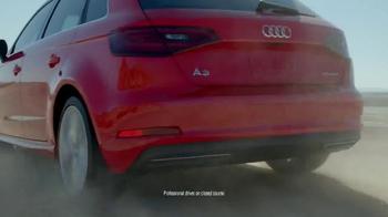 Audi A3 e-tron TV Spot, 'Charge' - Thumbnail 1