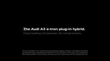 Audi A3 e-tron TV Spot, 'Charge' - Thumbnail 7