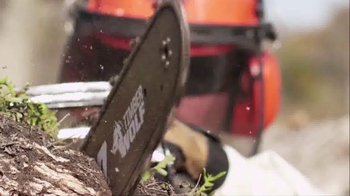 ECHO TV Spot, 'Official Chain Saw of the PBR' - Thumbnail 1