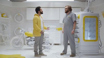 Sprint iPhone 6s TV Spot, 'Time Machine' - Thumbnail 4
