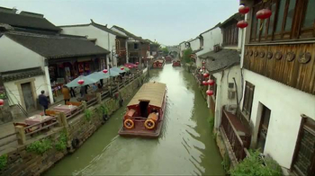 China National Tourism Administration TV Spot, 'Jiangsu, China'