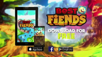 Best Fiends TV Spot, 'Defeat the Slugs'