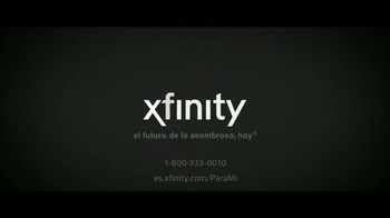 XFINITY TV and Internet TV Spot, 'La edad preguntona' [Spanish] - Thumbnail 10