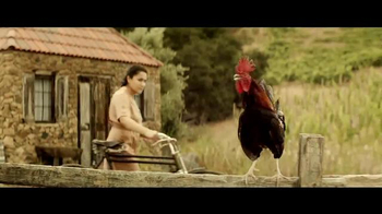 Jack in the Box Loaded Breakfast Sandwich TV Spot, 'Raymond the Rooster'