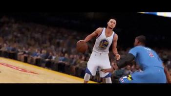 NBA 2K16 TV Spot, 'Be the Story' - Thumbnail 1