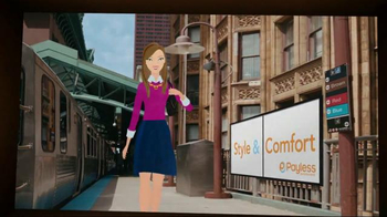 Payless Shoe Source Fall Style and Comfort Sale TV Spot, 'With a Smile' - Thumbnail 9