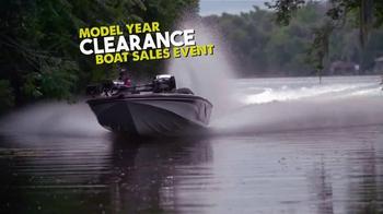 Bass Pro Shops Gear Up Sale TV Spot, 'Clearance Boats' - Thumbnail 7